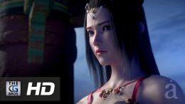 NEXON Moonlight Blade Video Game Cinematic Trailer
