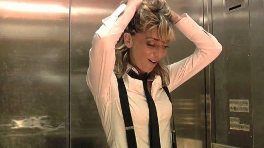 No es un ascensor. Cortometraje español de Beatriz Abad