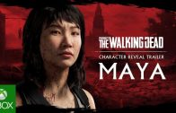 Overkills The Walking Dead – Maya Trailer Game Cinematic
