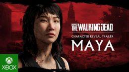 Overkills The Walking Dead – Maya Trailer Game Cinematic