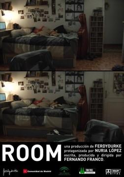 Room Cortometraje cartel poster