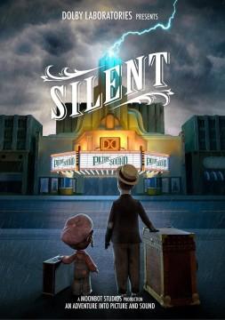 Silent cortometraje cartel poster