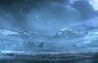 Star Wars The Force Unleashed II Snow Trailer Game Cinematic