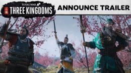Total War: Three Kingdoms – Announcement Cinematic