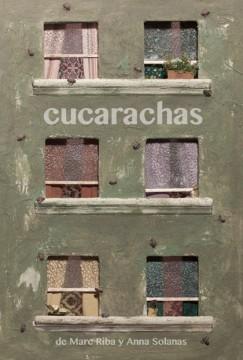 Cucarachas cortometraje cartel poster