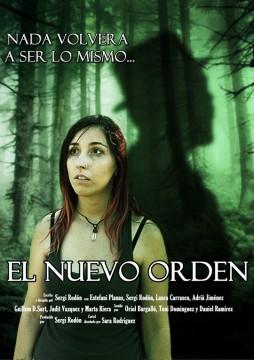 El nuevo orden cortometraje cartel poster
