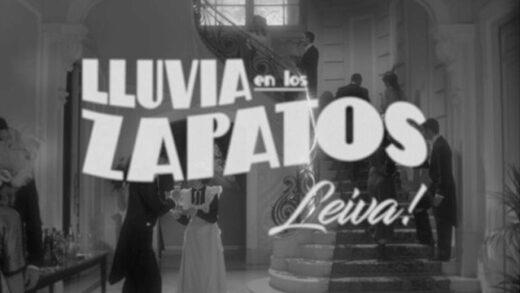 La Lluvia en los Zapatos - Leiva. Vídeoclip del artista español