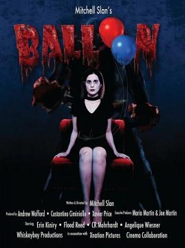 Balloon cortometraje cartel poster
