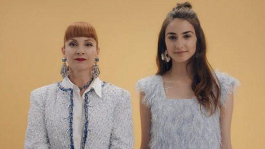 Mi madre. Cortometraje español con Najwa Nimri y Sandra Escacena