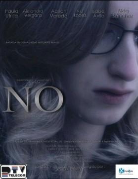 No cortometraje cartel poster