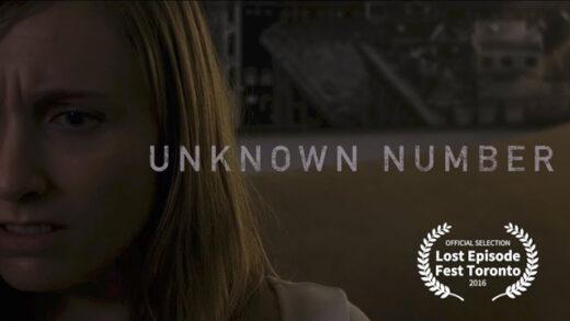 Número desconocido. Cortometraje y thriller de terror de David Nguyen