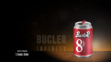 Bucler Infinity. Cortometraje de animación de J. Frames Bond
