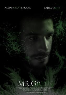 Mr Green cortometraje cartel poster