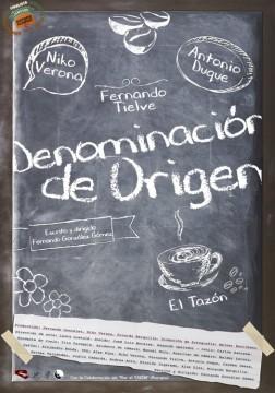 Denominación de origen cortometraje cartel poster