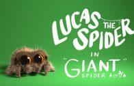 Lucas the Spider – Giant Spider. Cortometraje de animación Joshua Slice