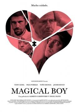 Magical boy cortometraje cartel poster