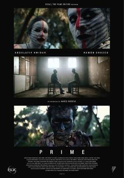 Prime cortometraje cartel poster