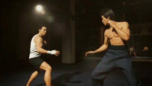 A warrior's dream. Cortometraje de animación y artes marciales de Li Jin