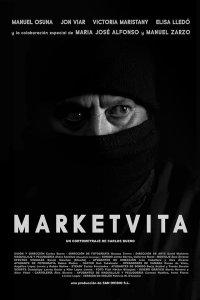 Marketvita corto cartel poster
