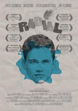 Radial cortometraje cartel poster
