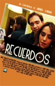 Recuerdos cortometraje cartel poster