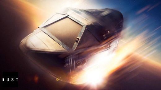 Cargo. Cortometraje mexicano de ciencia ficción de Julio Luna