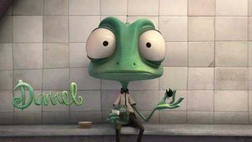 Darrel. Cortometraje de animación de Marc Briones y Alan Carabantes