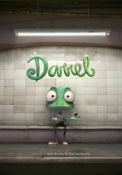 Darrel cortometraje cartel poster