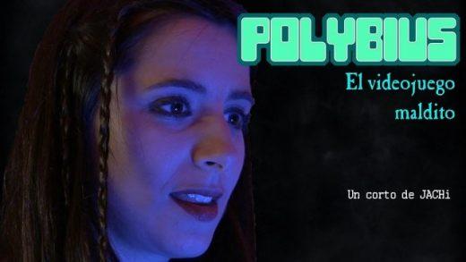 POLYBIUS el videojuego maldito. Cortometraje de terror de Jachi