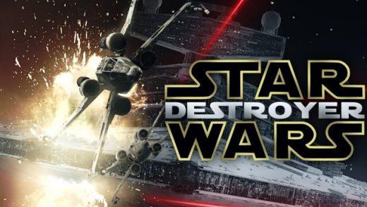 Star Wars: Destroyer. Cortometraje sobre el universo de Star Wars