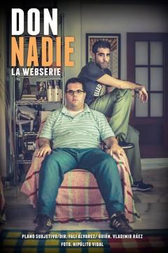 Don Nadie webserie cartel poster