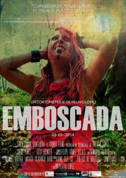 Emboscada cortometraje cartel poster