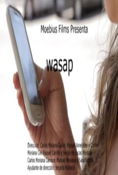 wasap cortometraje cartel poster