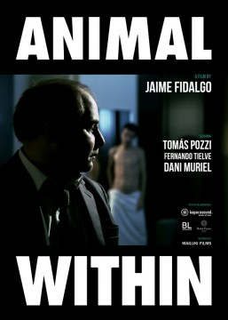 Animal within cortometraje cartel poster