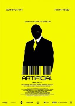 Artificial cortometraje cartel poster