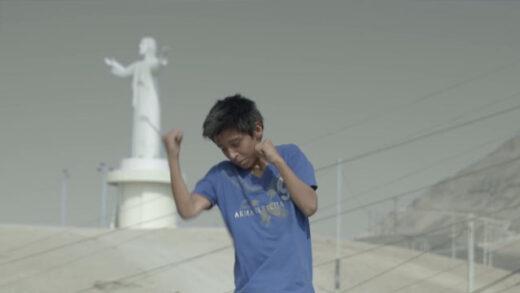 El Golpe - Amatria. Videoclip musical del artista español