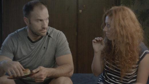 El hombre de hojalata. Cortometraje y drama español de Adrián Climent