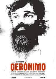 Geronimo corto cartel poster