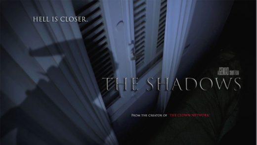 Las Sombras. Cortometraje argentinode terror sobrenatural de Genixo
