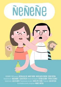 Ñeñeñe cortometraje cartel poster