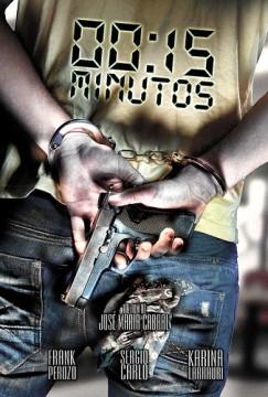 15 minutos cortometraje cartel poster
