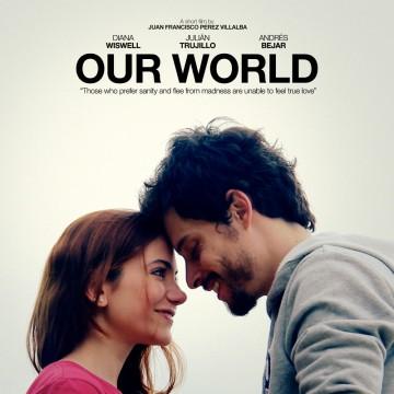 Nuestro mundo cortometraje cartel poster