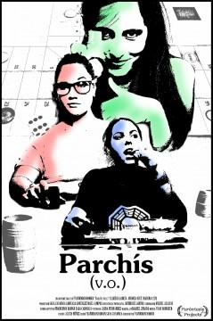 Parchis (v.o.) cortometraje cartel poster