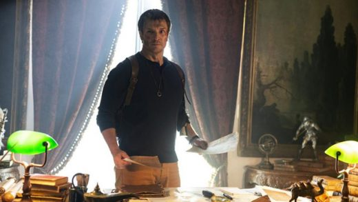Uncharted - Live Action Fan Film con Nathan Fillion dirigido por Allan Ungar