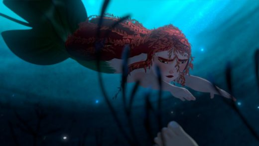 Water Lily : Birth of the Lotus. Cortometraje francés de animación