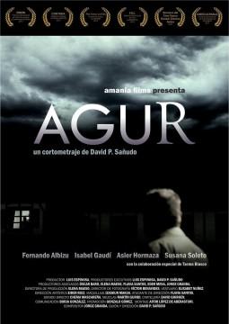 Agur cortometraje cartel poster