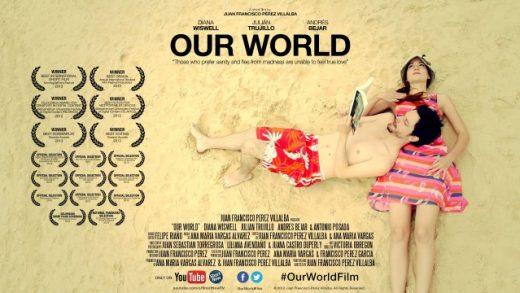 Nuestro mundo. Cortometraje colombiano de Juan Francisco Pérez Villalba