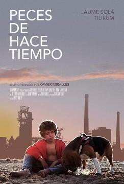 Peces de hace tiempo cortometraje cartel poster