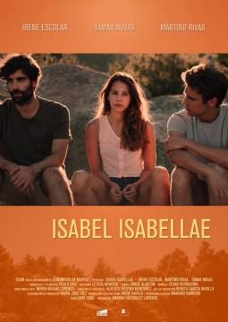 Isabel Isabellae cortometraje cartel poster