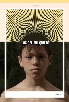 Los del sol quieto cortometraje cartel poster